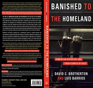 [PDF] [EPUB] Banished to the Homeland: Dominican Deportees and Their Stories of Exile Download by David C. Brotherton