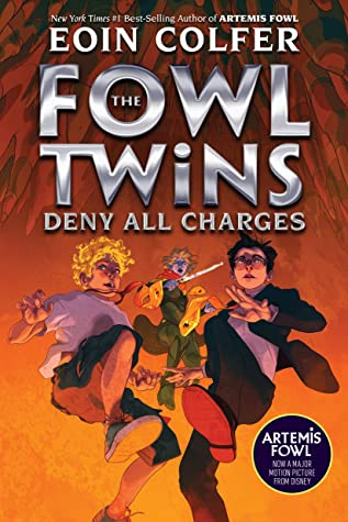 [PDF] [EPUB] Deny All Charges Download by Eoin Colfer