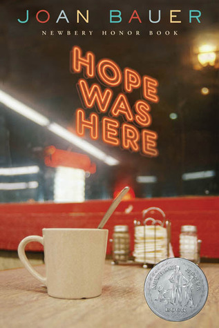 [PDF] [EPUB] Hope Was Here Download by Joan Bauer
