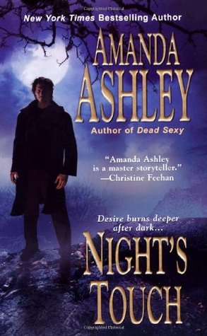 [PDF] [EPUB] Night's Touch (Children of The Night, #2) Download by Amanda Ashley