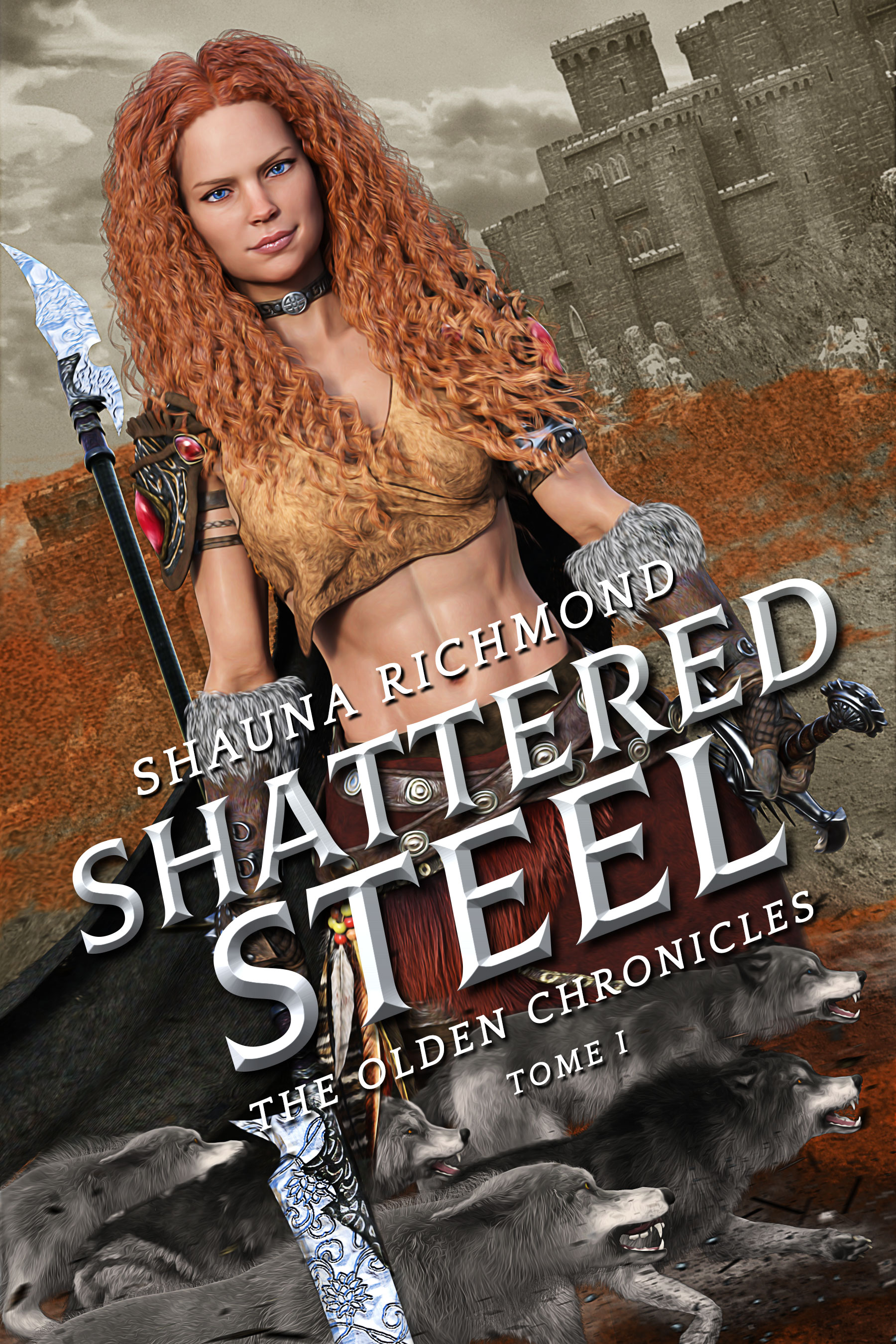 [PDF] [EPUB] Shattered Steel (The Olden Chronicles, #1) Download by Shauna Richmond