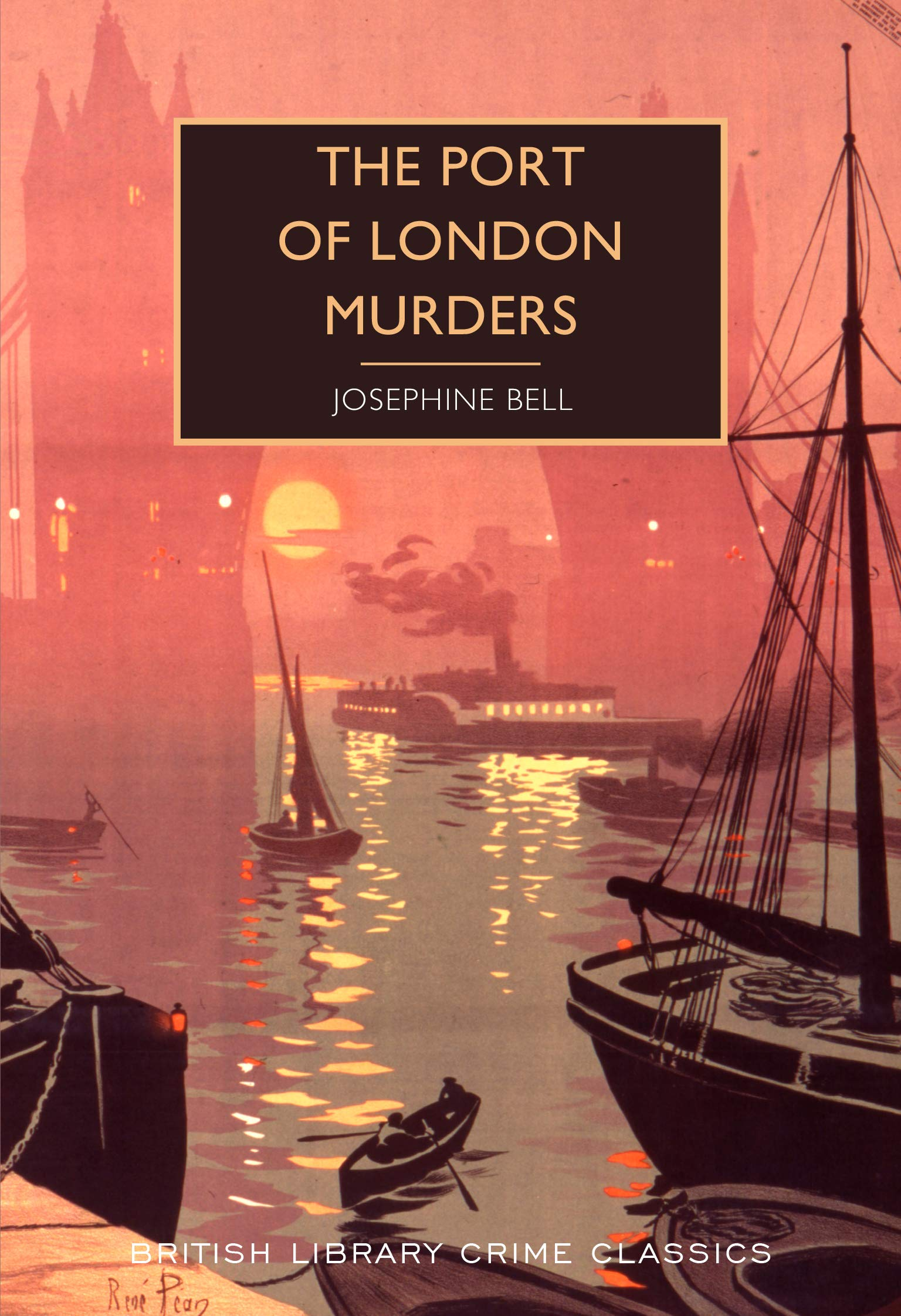 [PDF] [EPUB] The Port of London Murders Download by Josephine Bell