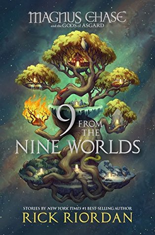 [PDF] [EPUB] 9 from the Nine Worlds (Magnus Chase and the Gods of Asgard) Download by Rick Riordan