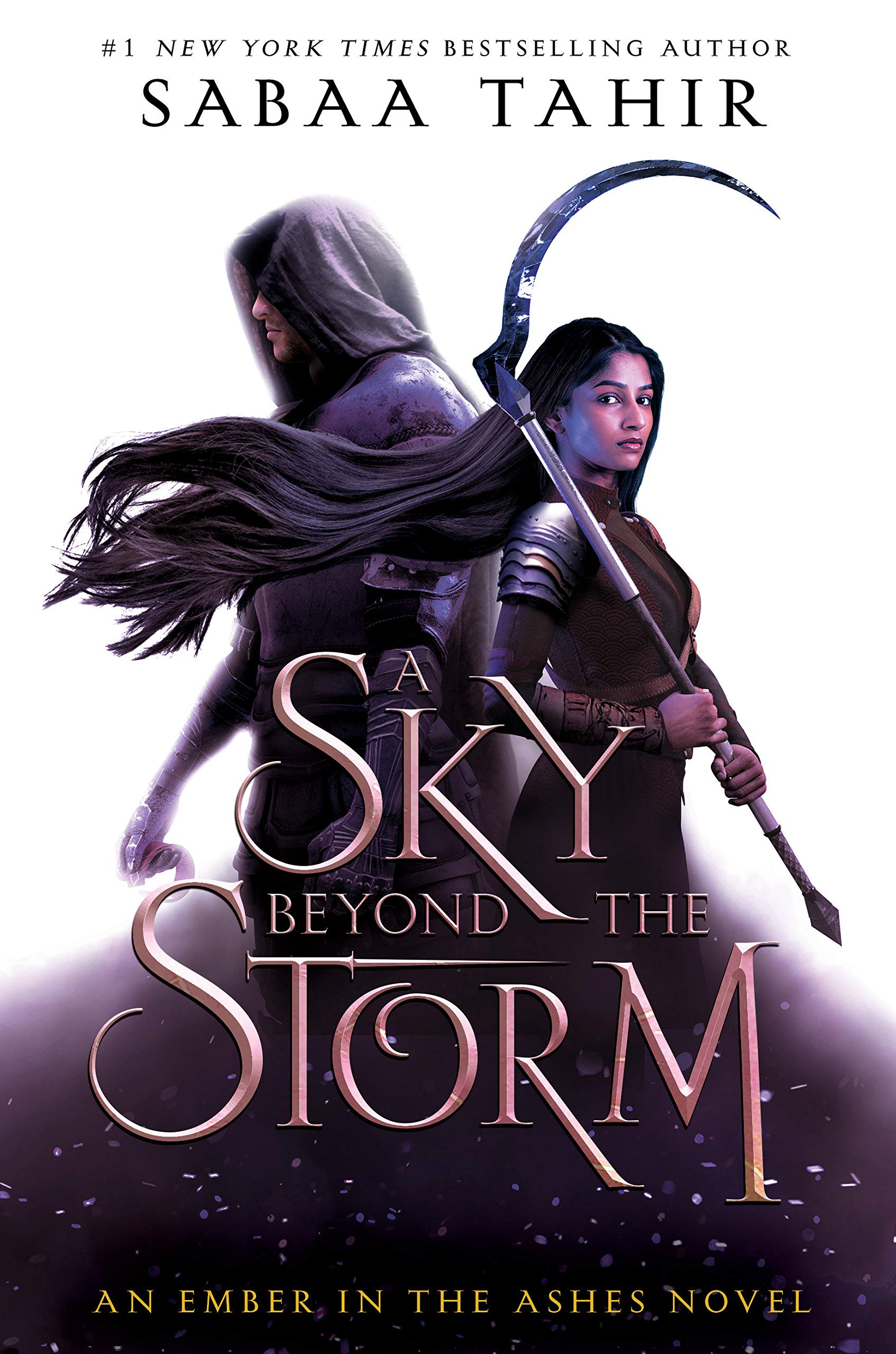 [PDF] [EPUB] A Sky Beyond the Storm (An Ember in the Ashes, #4) Download by Sabaa Tahir