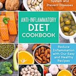 [PDF] [EPUB] ANTI-INFLAMMATORY DIET COOKBOOK: Reduce Inflammation with our Easy and Healthy Recipes. Heal the Immune System and Prevent Diseases. Download