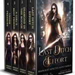 [PDF] [EPUB] Moonlight Detective Agency Complete Series Boxed Set 1-4 Download
