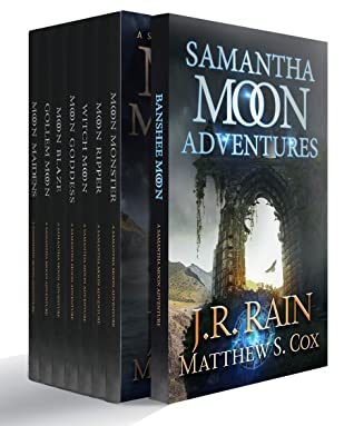 [PDF] [EPUB] Samantha Moon Adventures: The Complete 8-Story Collection Download by J.R. Rain