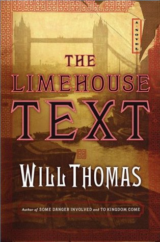 [PDF] [EPUB] The Limehouse Text (Barker and Llewelyn, #3) Download by Will Thomas