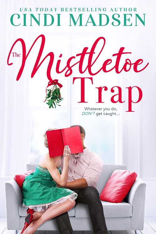 [PDF] [EPUB] The Mistletoe Trap (Heart in the Game, #2) Download by Cindi Madsen