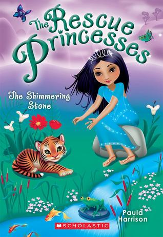 [PDF] [EPUB] The Shimmering Stone (The Rescue Princesses, #8) Download by Paula Harrison