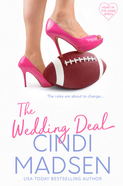 [PDF] [EPUB] The Wedding Deal (Heart in the Game, #1) Download by Cindi Madsen
