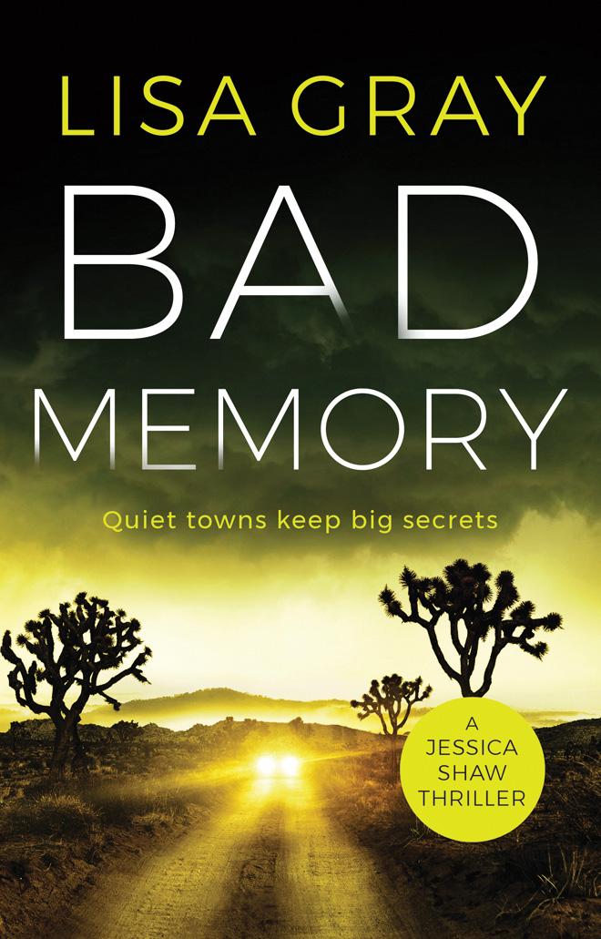[PDF] [EPUB] Bad Memory (Jessica Shaw, #2) Download by Lisa    Gray