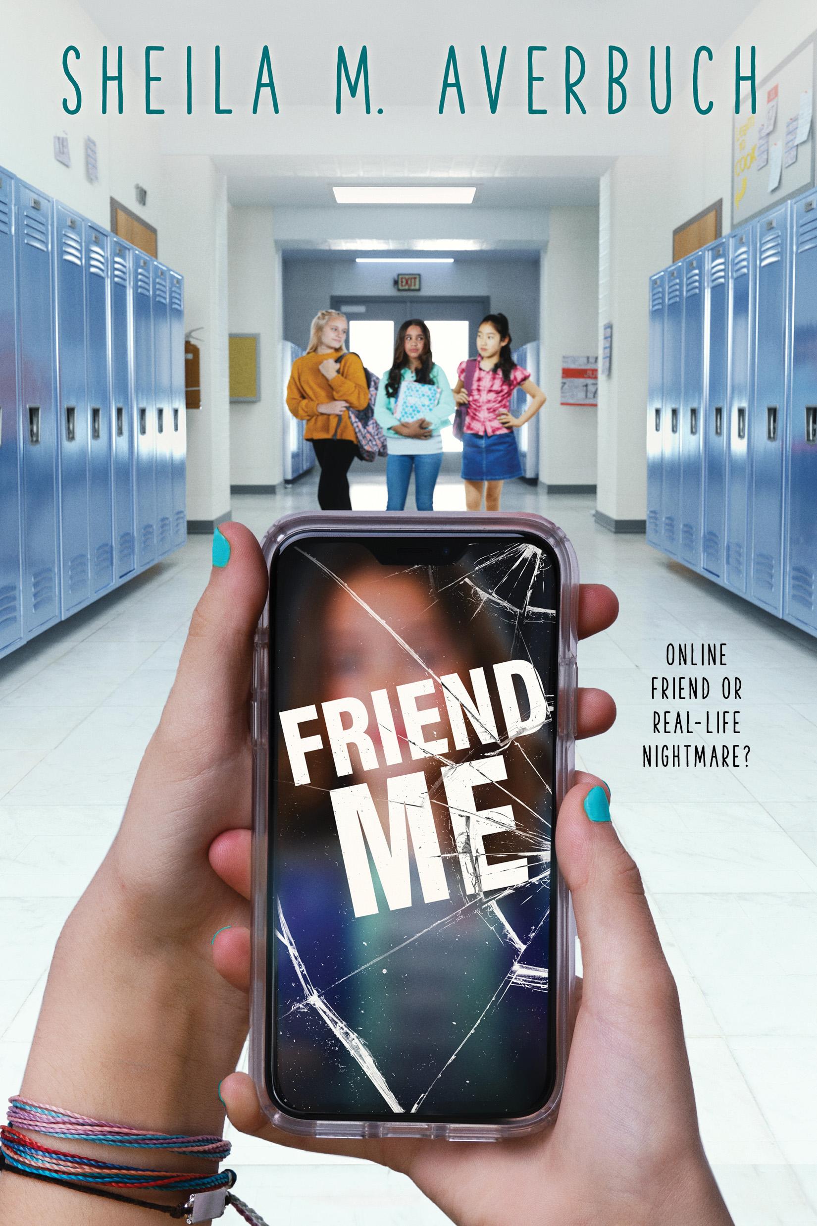 [PDF] [EPUB] Friend Me Download by Sheila M. Averbuch