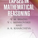 [PDF] [EPUB] Lapses in Mathematical Reasoning Download