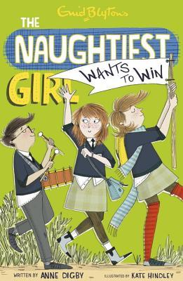 [PDF] [EPUB] Naughtiest Girl Wants to Win Download by Anne Digby