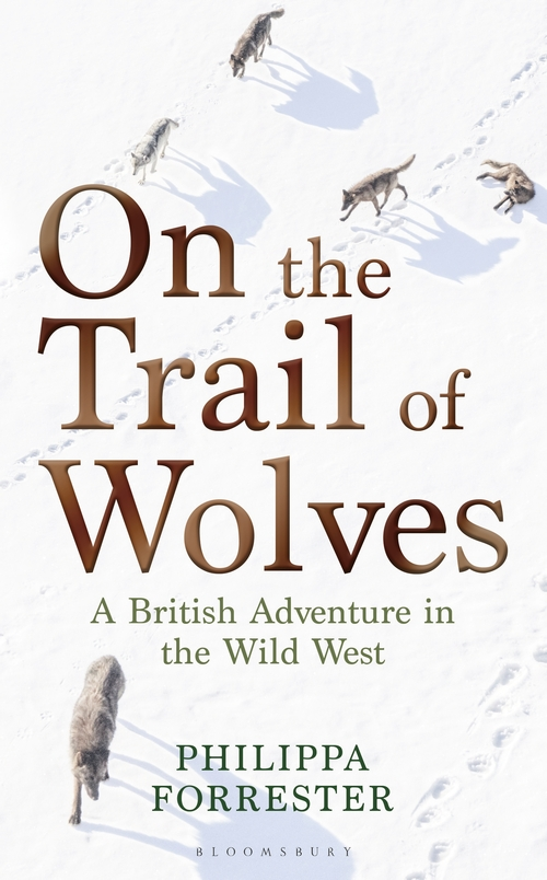 [PDF] [EPUB] On the Trail of Wolves Download by Philippa Forrester
