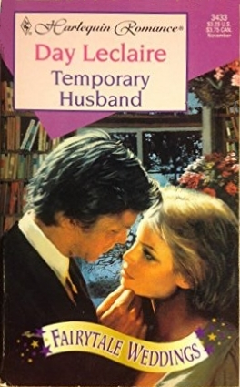 [PDF] [EPUB] Temporary Husband (Fairytale Weddings, #1) Download by Day Leclaire