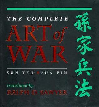 [PDF] [EPUB] The Complete Art Of War: Sun Tzu sun Pin Download by Sun Tzu