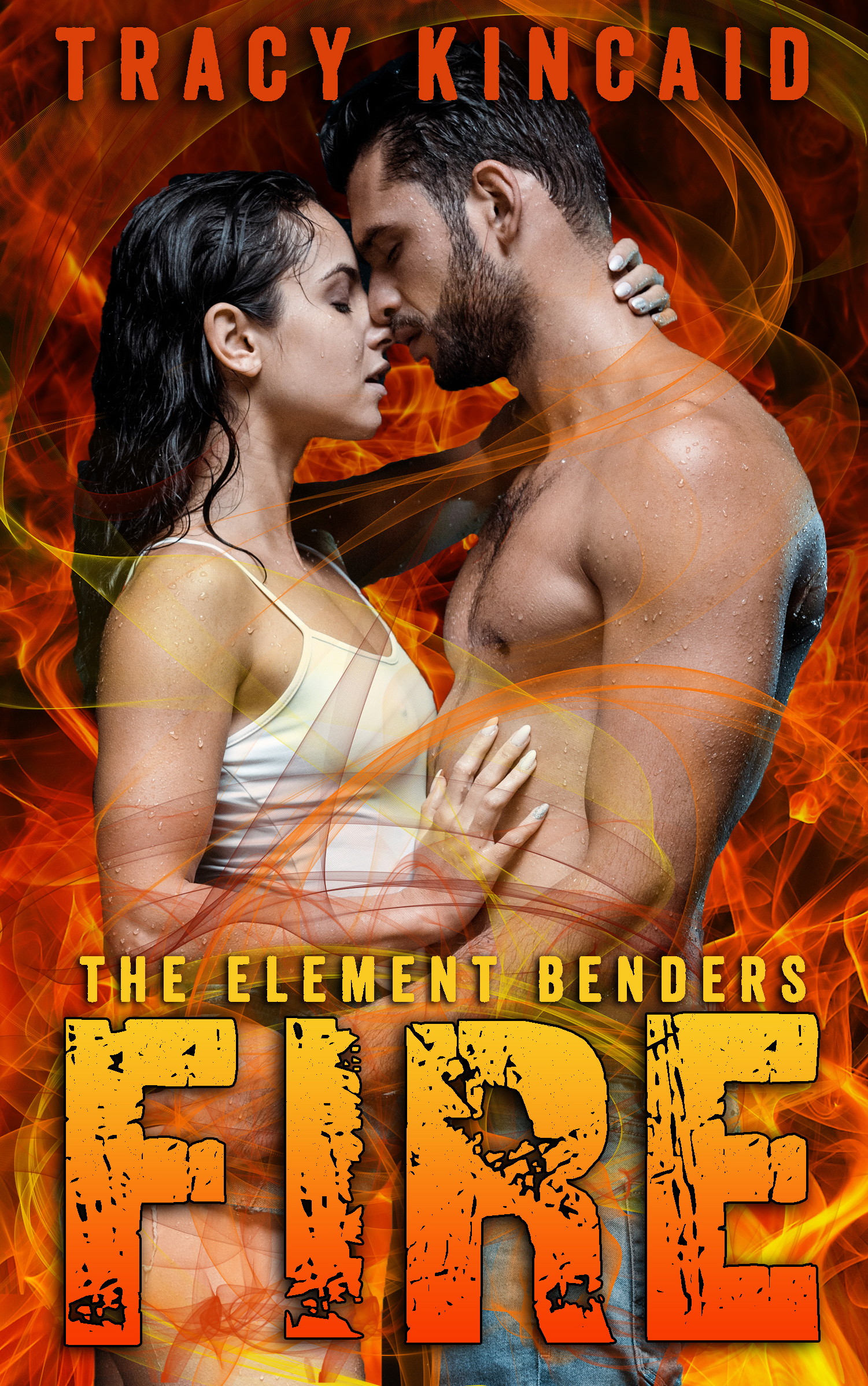 [PDF] [EPUB] The Element Benders Fire Download by Tracy Kincaid
