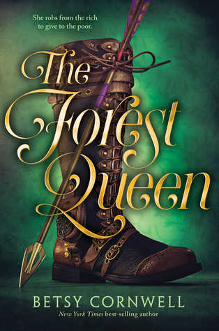 [PDF] [EPUB] The Forest Queen Download by Betsy Cornwell