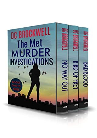 [PDF] [EPUB] The Met Murder Investigations: books 1- 3 Download by D.C. Brockwell