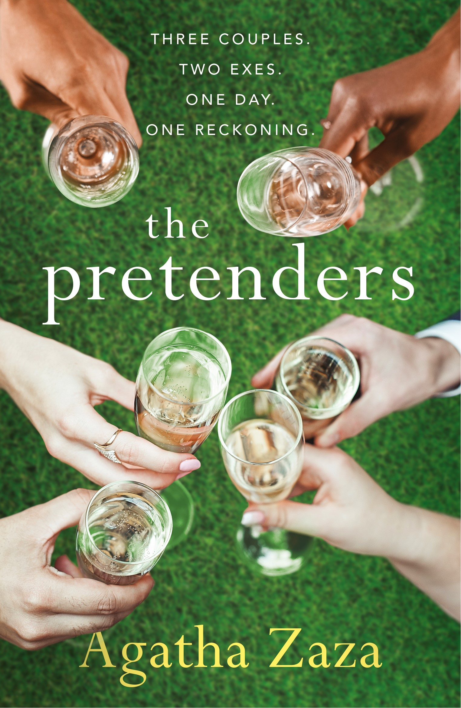 [PDF] [EPUB] The Pretenders Download by Agatha Zaza