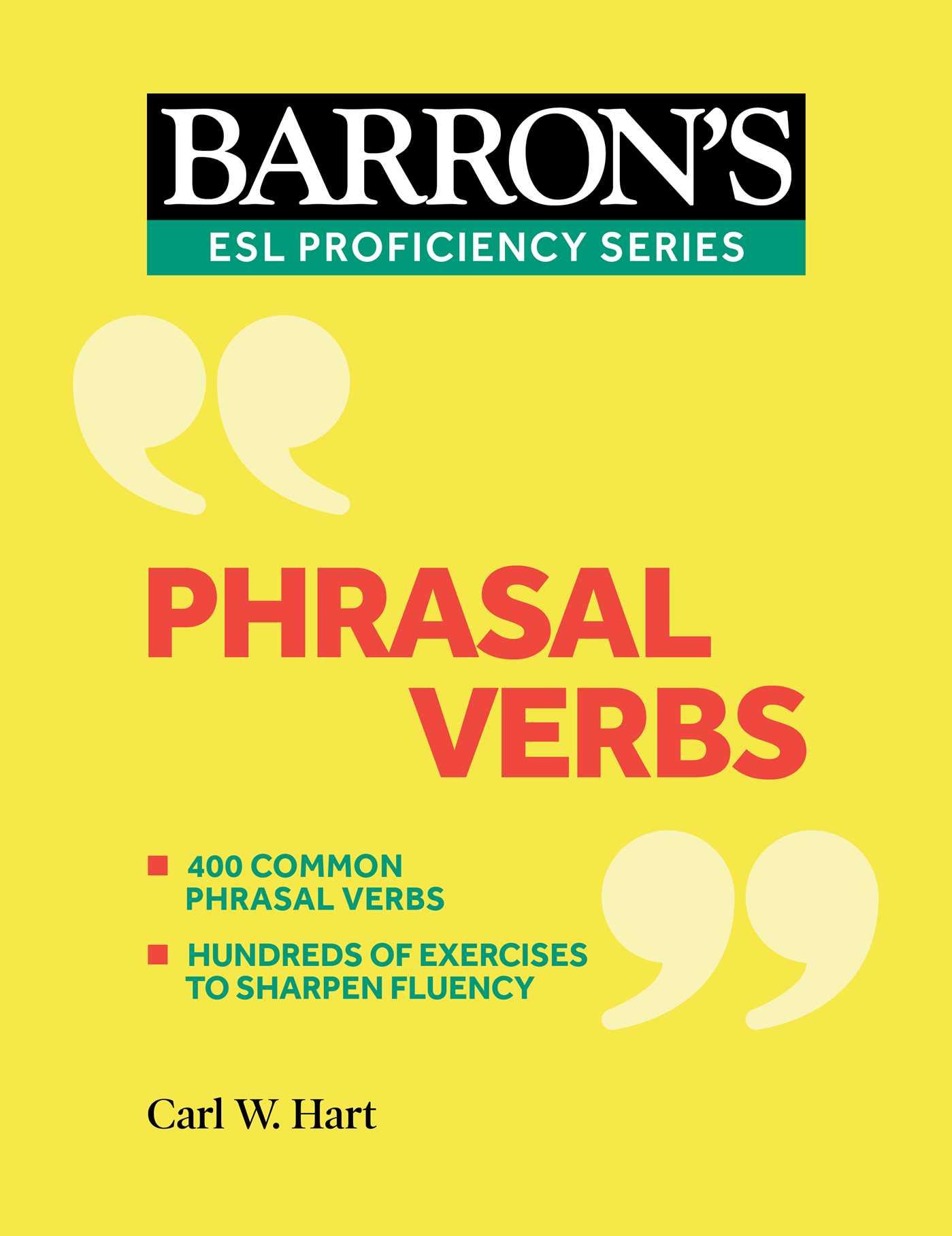 [PDF] [EPUB] Ultimate Phrasal Verb Book Download by Carl W. Hart