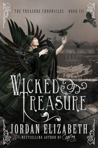 [PDF] [EPUB] Wicked Treasure (Treasure Chronicles #3) Download by Jordan Elizabeth