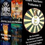[PDF] [EPUB] The White Hart Series Box Set – Volume I: includes: The Bordeaux Connection, The Crown Jewels Conspiracy, The Rosicrucian Prophecy, The Excalibur Code Download