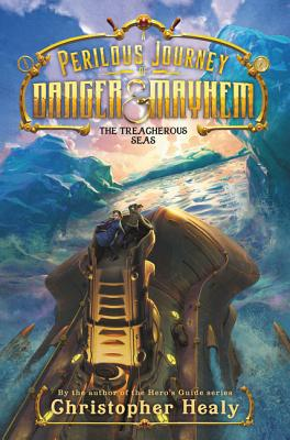 [PDF] [EPUB] A Perilous Journey of Danger and Mayhem #2: The Treacherous Seas Download by Christopher Healy