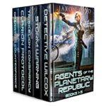 [PDF] [EPUB] Agents of the Planetary Republic Books 1-5 Download