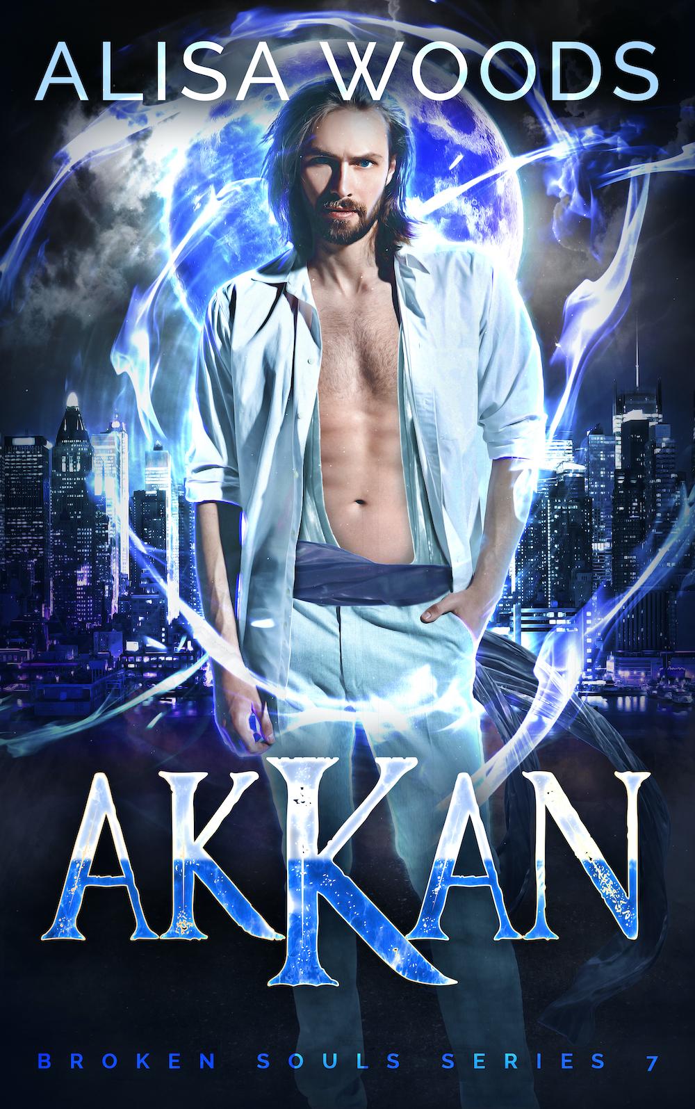 [PDF] [EPUB] Akkan (Broken Souls 7) Download by Alisa Woods