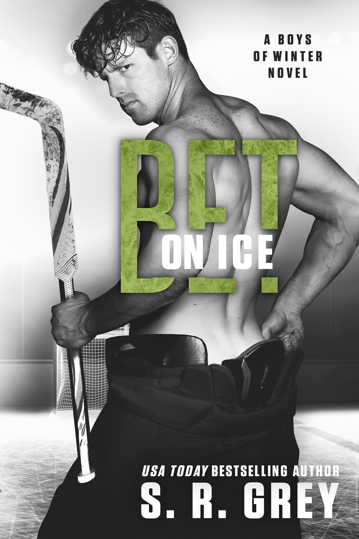 [PDF] [EPUB] Bet on Ice (Boys of Winter #9) Download by S.R. Grey