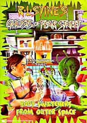 [PDF] [EPUB] Body Switchers from Outer Space Download by R.L. Stine