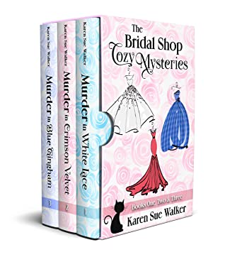 [PDF] [EPUB] Bridal Shop Mysteries: Books 1-3 Download by Karen Sue Walker