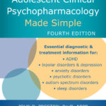 [PDF] [EPUB] Child and Adolescent Clinical Psychopharmacology Made Simple Download