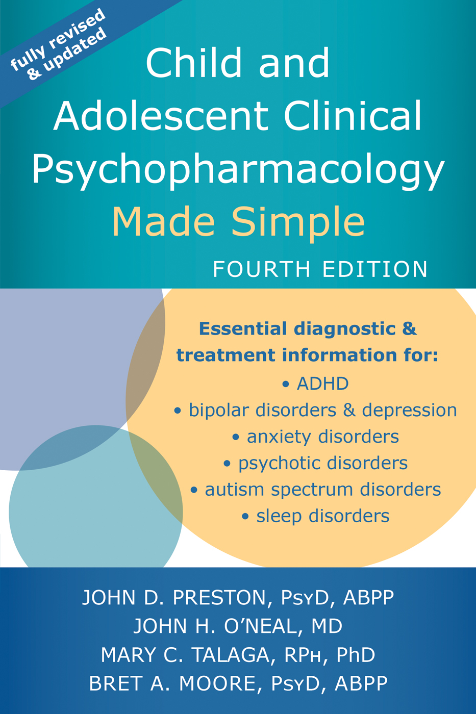 [PDF] [EPUB] Child and Adolescent Clinical Psychopharmacology Made Simple Download by John D. Preston