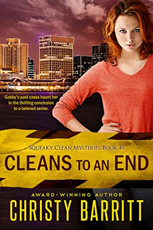 [PDF] [EPUB] Cleans to an End Download by Christy Barritt