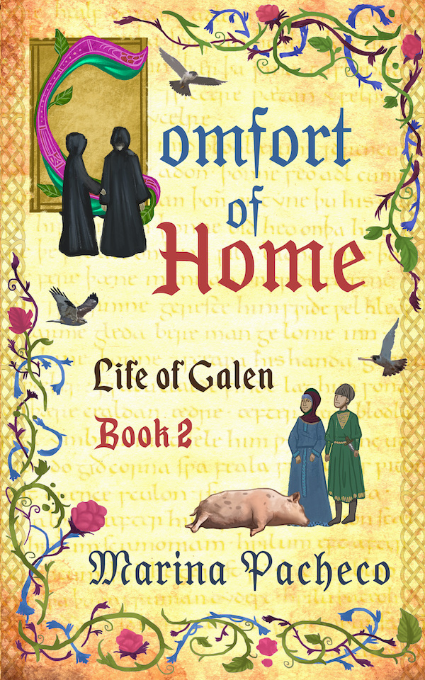 [PDF] [EPUB] Comfort of Home (Life of Galen, #2) Download by Marina Pacheco