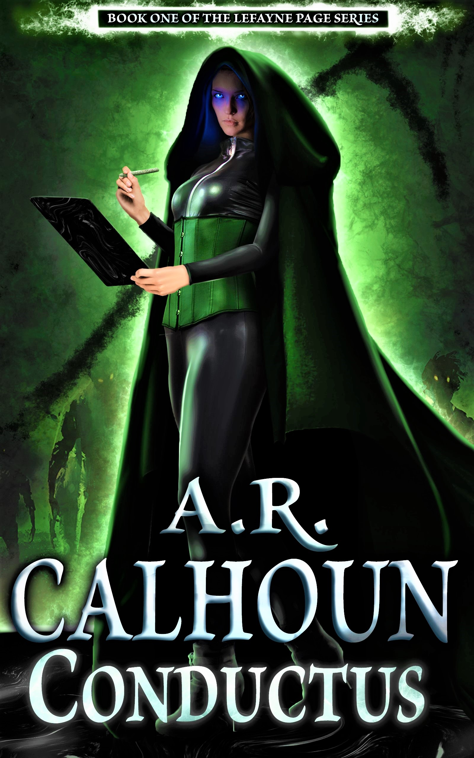 [PDF] [EPUB] Conductus: Book One of the Lefayne Page Series Download by A.R. Calhoun