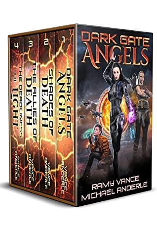 [PDF] [EPUB] Dark Gate Angels Complete Series Omnibus (Dark Gate Angels #1-4) Download by Ramy Vance