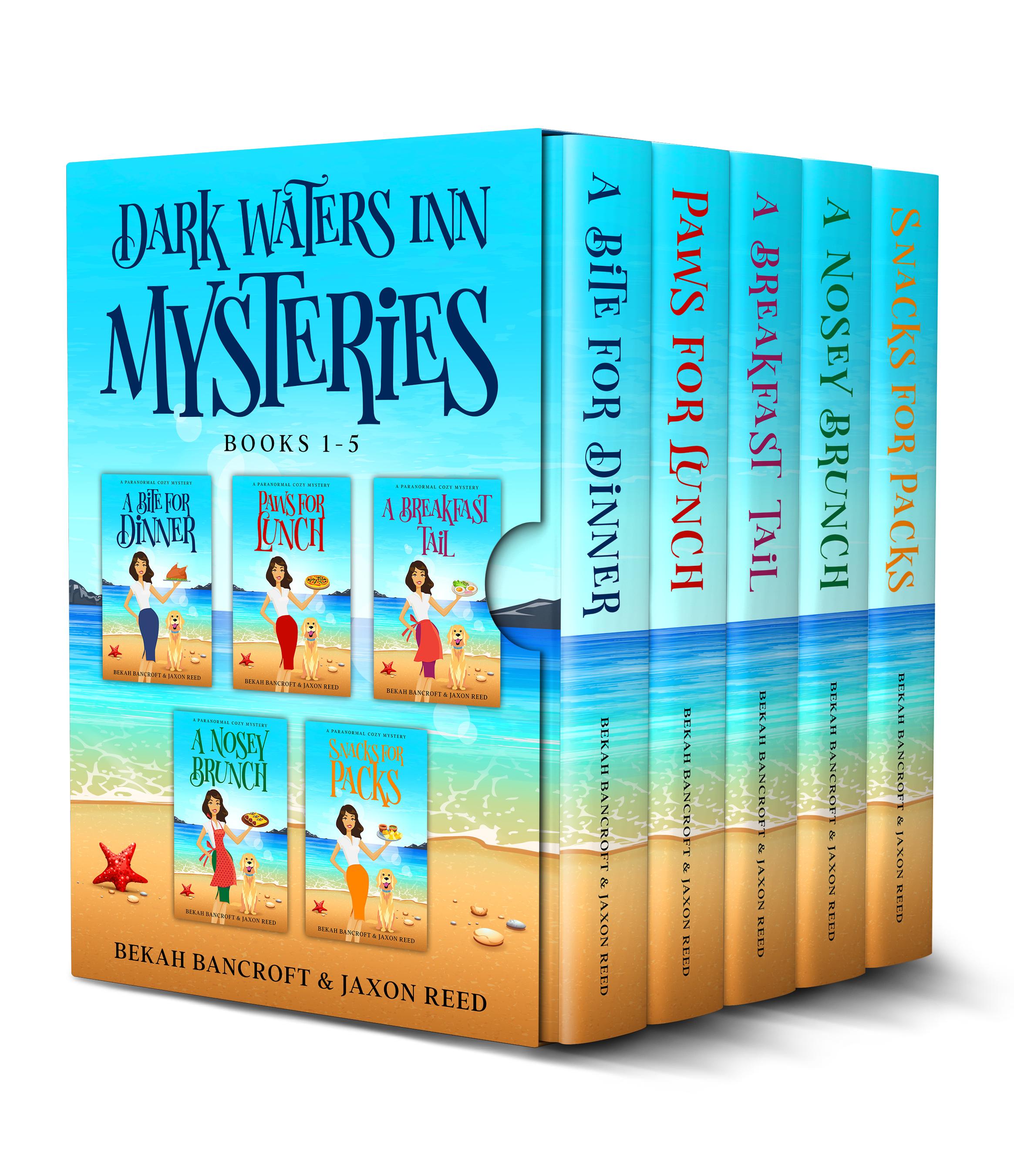 [PDF] [EPUB] Dark Waters Inn Mysteries Books 1-5 Download by Jaxon Reed