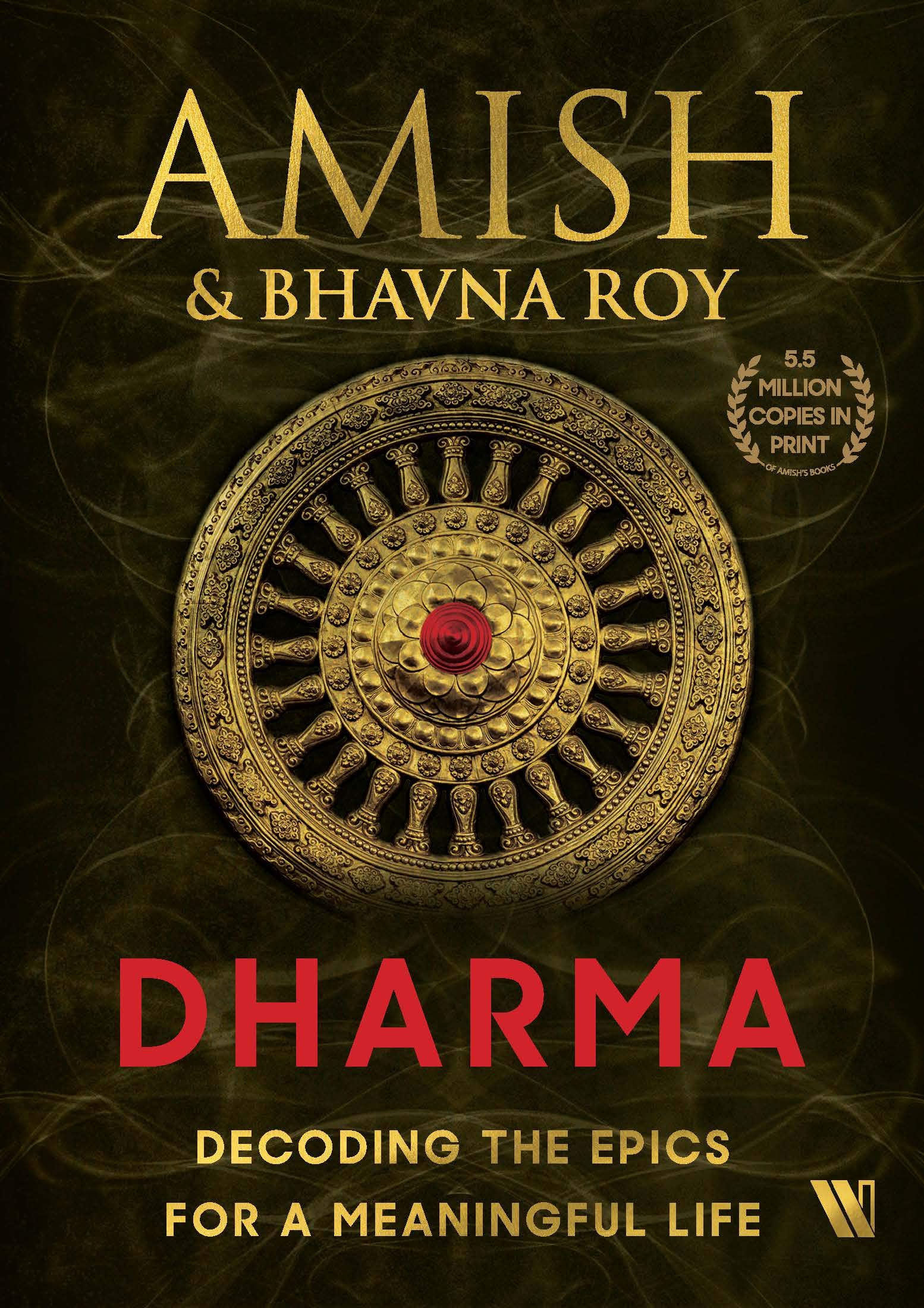 [PDF] [EPUB] Dharma: Decoding the Epics for a Meaningful Life Download by Amish Tripathi