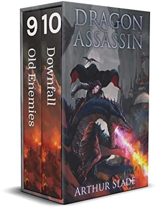 [PDF] [EPUB] Dragon Assassin 4 (Dragon Assassin Omnibus) Download by Arthur Slade