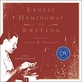 [PDF] [EPUB] Ernest Hemingway on Writing Download by Larry W. Phillips