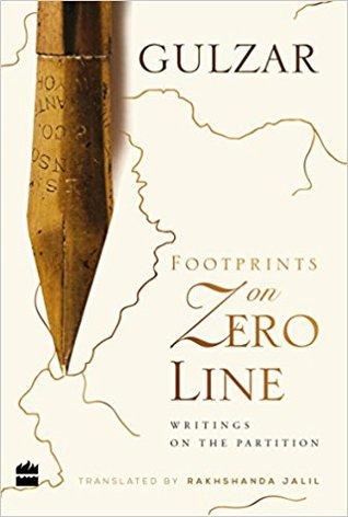 [PDF] [EPUB] Footprints on Zero Line Download by गुलज़ार