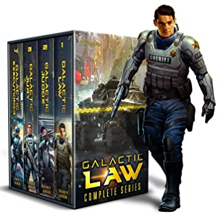 [PDF] [EPUB] Galactic Law Box Set: The Complete Series Download by J.N. Chaney