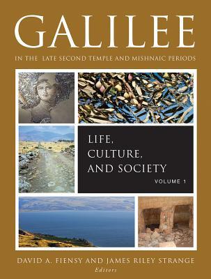 [PDF] [EPUB] Galilee in the Late Second Temple and Mishnaic Periods, Volume 1: Life, Culture, and Society Download by David A. Fiensy