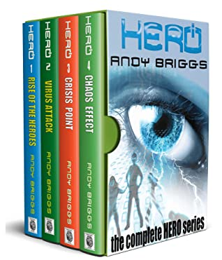 [PDF] [EPUB] HERO BOXSET: All four books in one: Rise of the Heroes, Virus Attack, Crisis Point and Chaos Effect (HERO.COM) Download by Andy Briggs