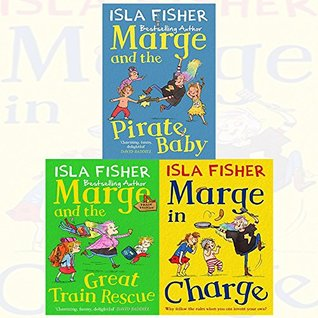 [PDF] [EPUB] Isla Fisher Marge Collection 3 Books Bundles (Marge in Charge,Marge and the Great Train Rescue,Marge and the Pirate Baby) Download by Isla Fisher
